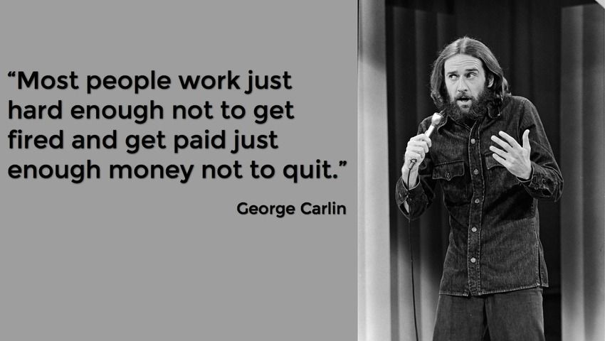 11 Comedian Quotes For When Your Job Makes You Want To Cry Comedian Quotes Work Ethic Quotes Ethics Quotes