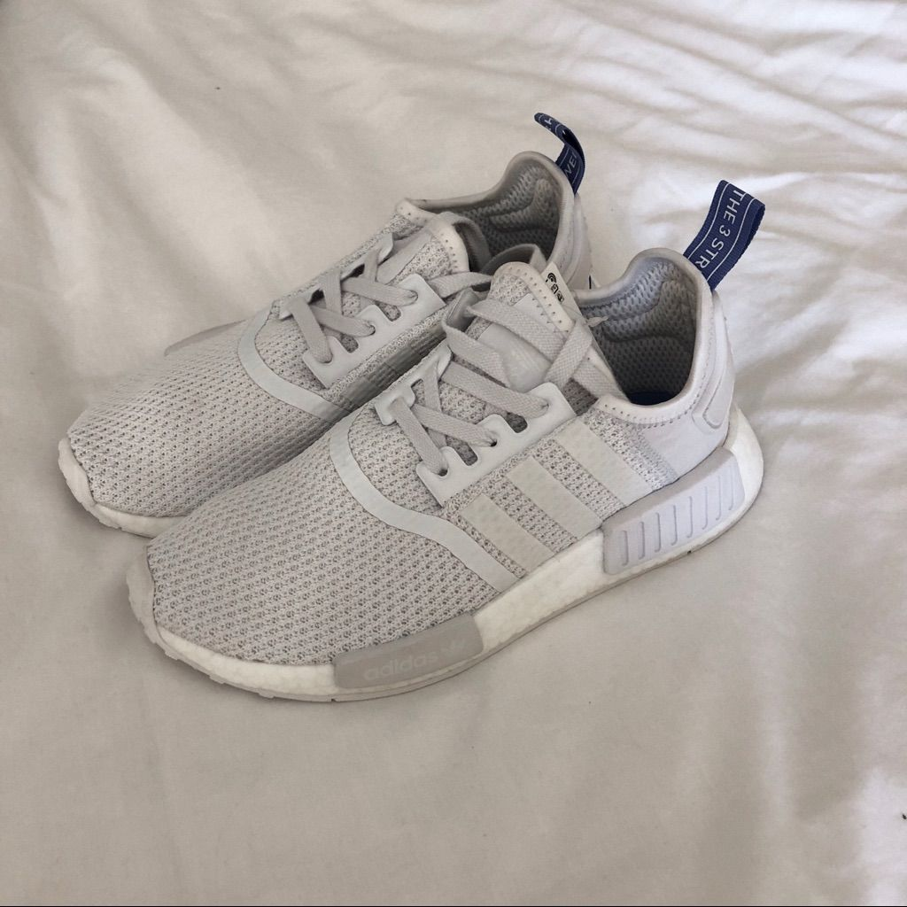 adidas Shoes Adidas White Nmds Color White Size 6