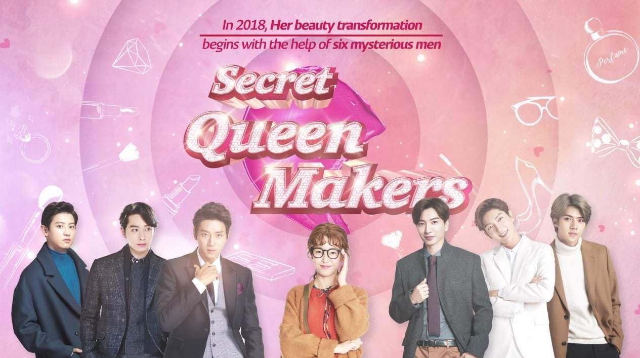 Download Drama Korea Secret Queen Makers Sub Indo