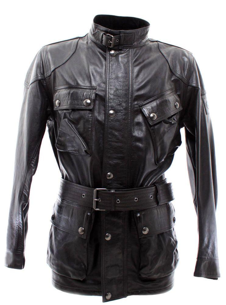 exclusive shoes new design official Details about BELSTAFF Men's Jackets 71050068 Panther Black ...