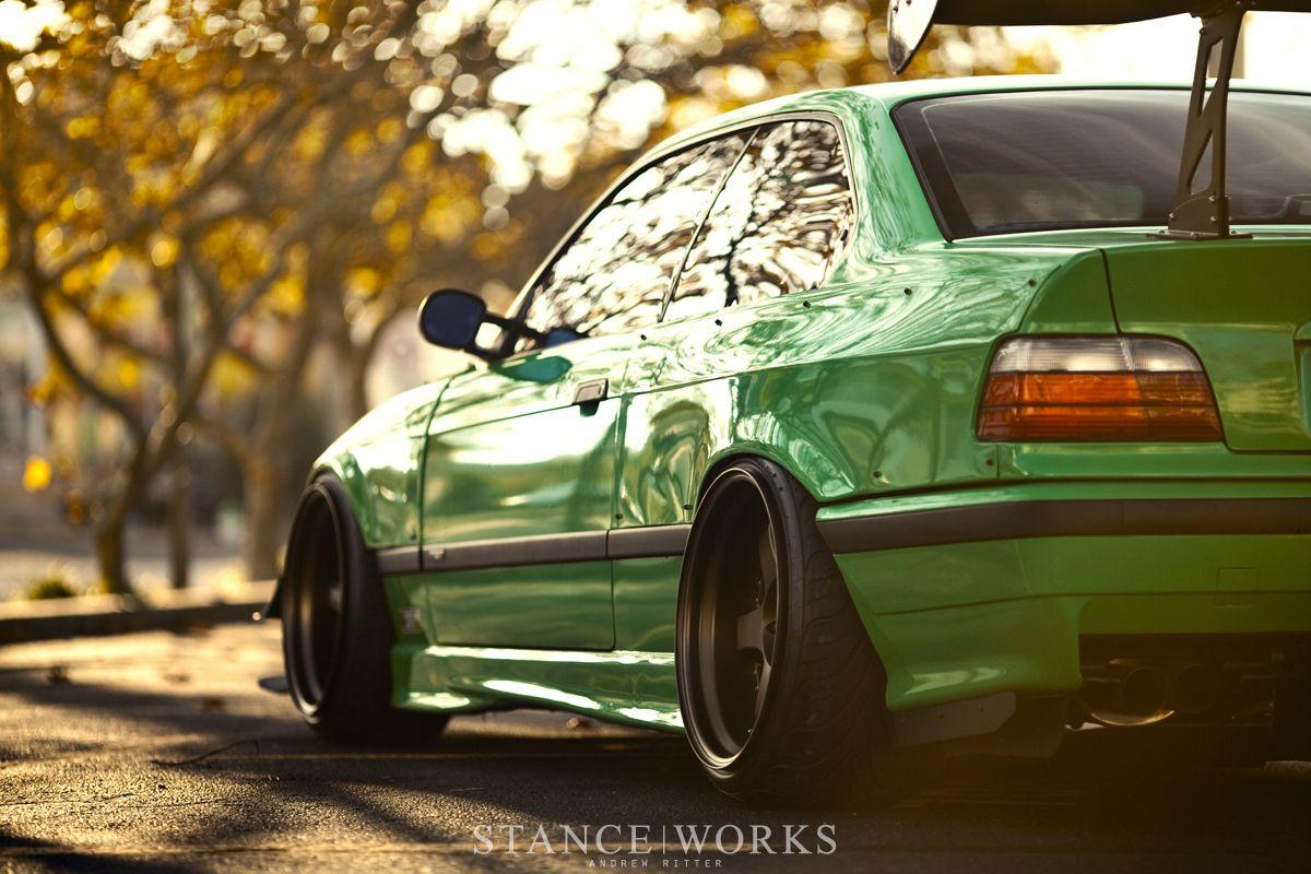 All BMW Models 95 bmw m3 bmw-e36-felony-form-fenders-broadway-static-suspension | E36 ...