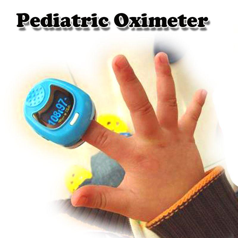 FDA CE Approved O LED Pediatric Pulse Oximeter For Child