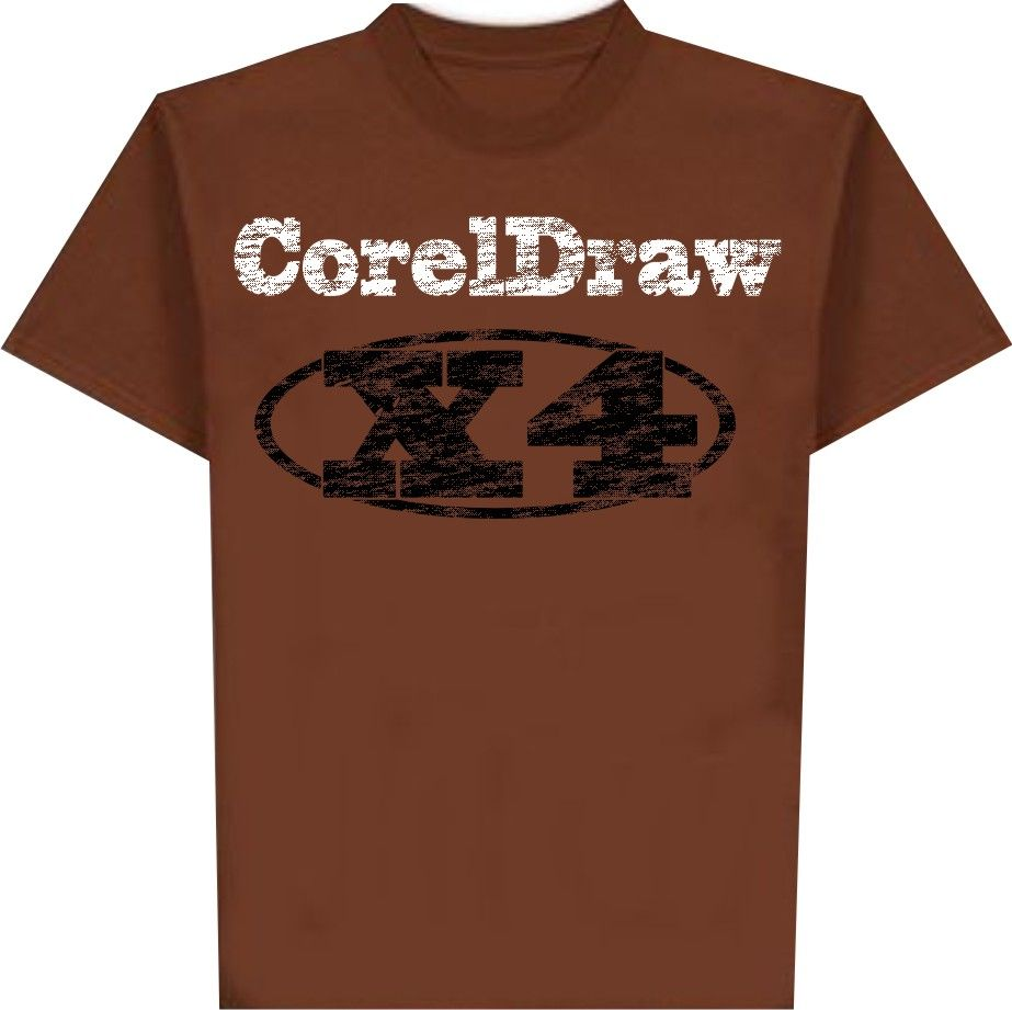 Corel draw vs photoshop for t shirt design - Creating Distressed Text In Coreldraw Coreldrawtips Com