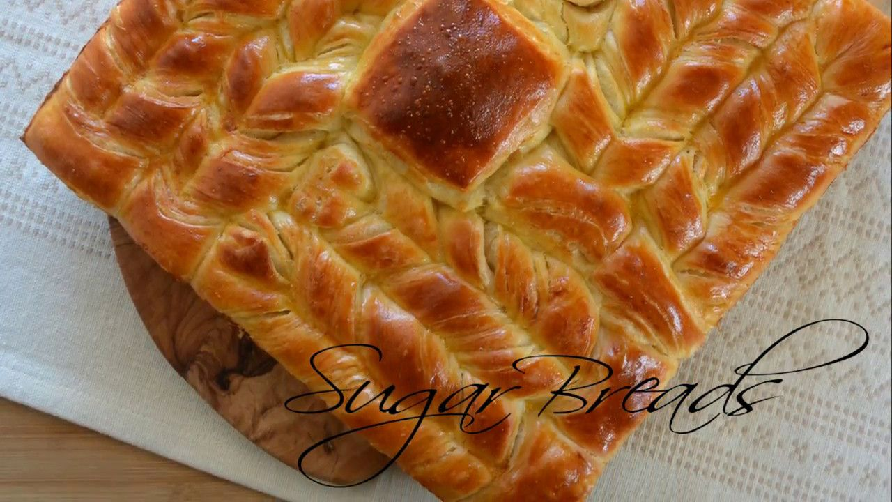 """Butter Bread Хлеб """"Крученый"""" с масляно-сырной прослойкой (авторское офор..."""