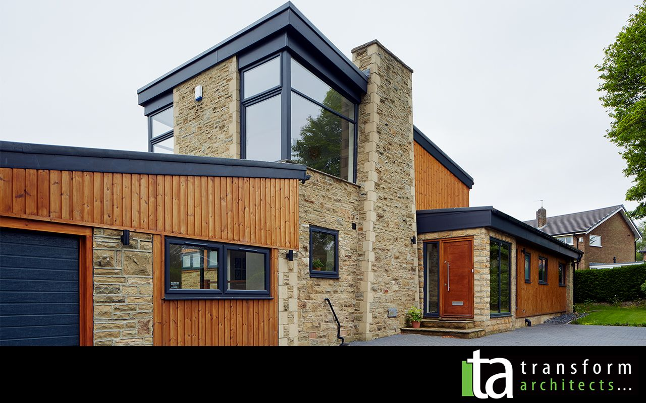 Contemporary House Extension And Make Over Leeds