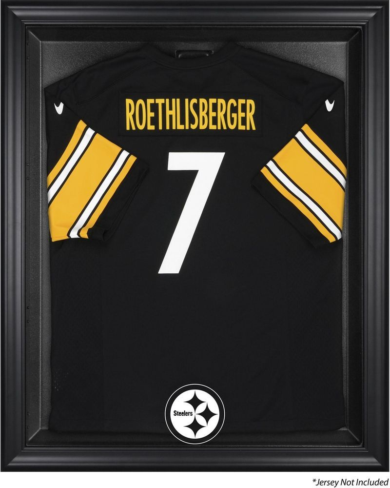 Pittsburgh Steelers Black Frame Jersey Display Case ...