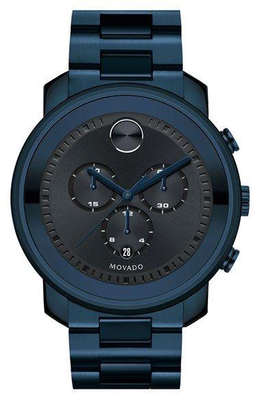 77027b1f36f Bold  Chronograph Bracelet Watch