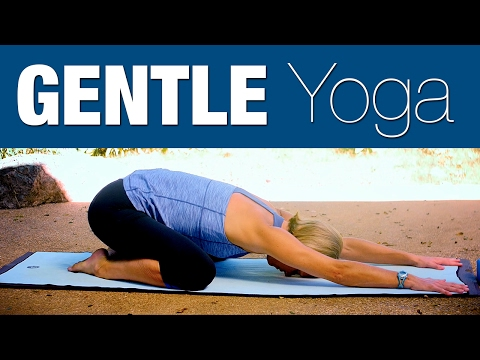 7 gentle sequence yoga class  five parks yoga  youtube