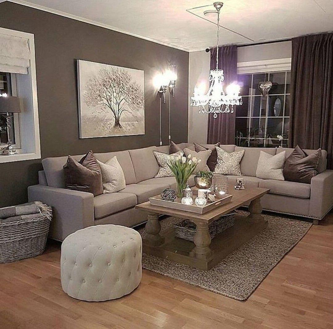 Salon Upholstered Dining Chair | Elegant living room decor ...