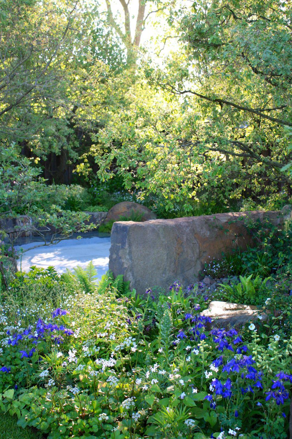 Chelsea Flower Show 2016 The M&G Garden Jardin naturel