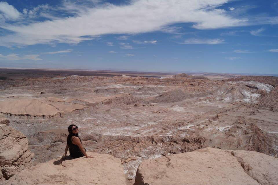 San Pedro de Atacama, Valle de la sal.