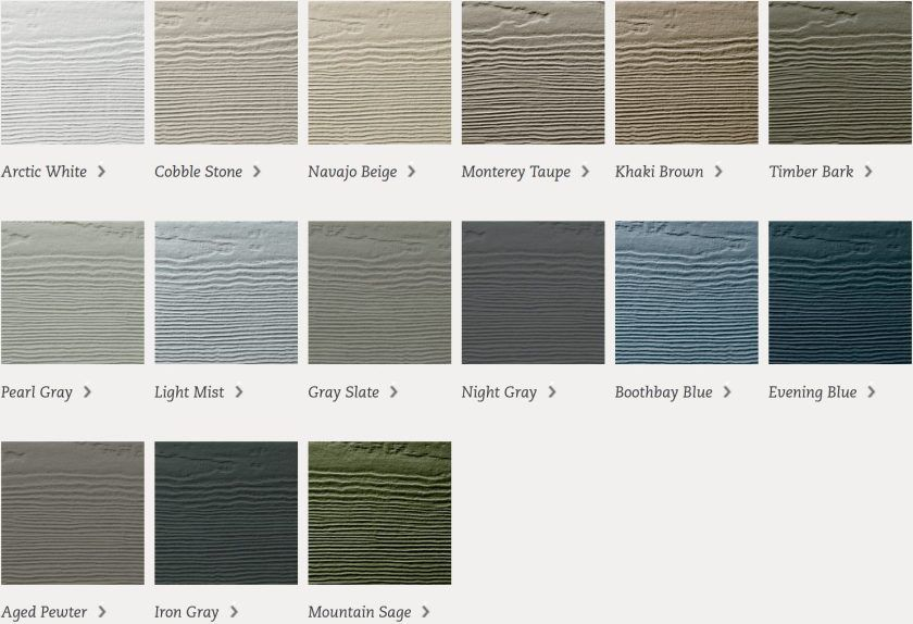 Lp Smartside Siding Cost Vs Fiber Cement Hardieplank Siding Siding Cost Guide Exploring House Sidin In 2020 Fiber Cement Siding Cement Siding Cement Siding Colors