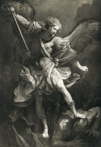 Dragon Slaying Archangels Totally Epic Tuesday Arcanjo Miguel