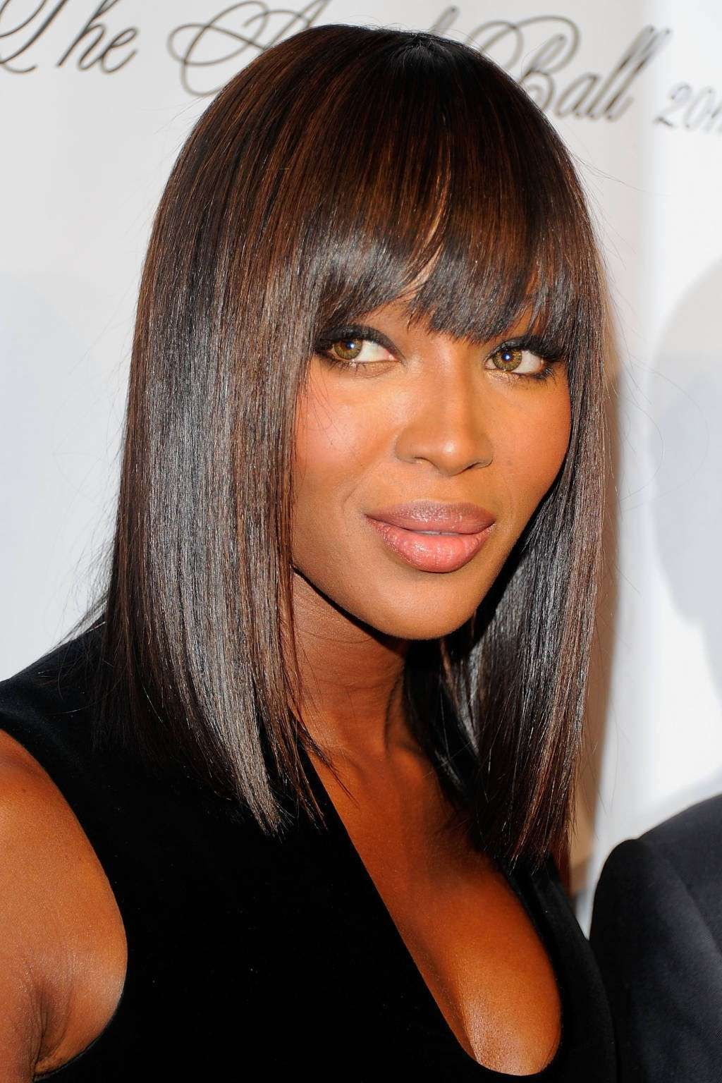 10 new black hairstyles with bangs | straight hairstyles, short