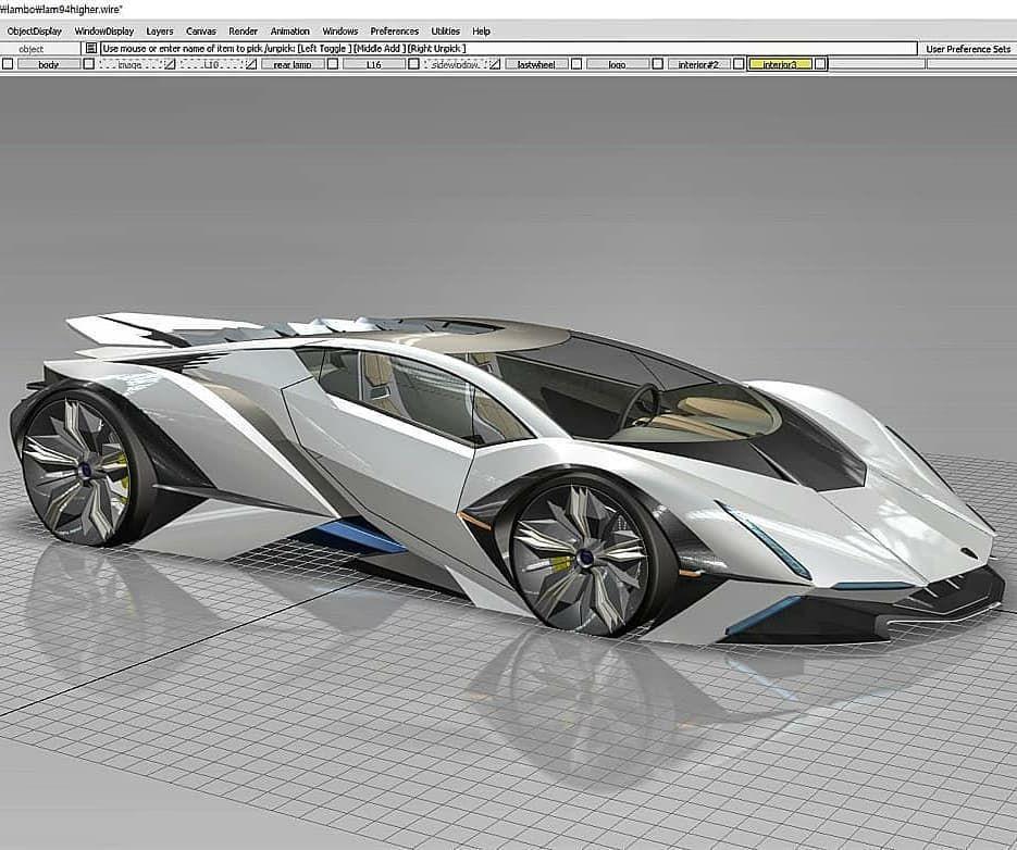 Cardesignworld Na Instagramie 2020 Tesla Roadster: Imagem De Carro Conceito Por N'Kely Gomes Em Futuro Em