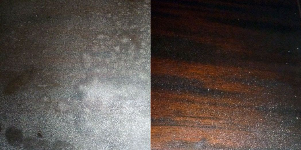 Tutorial How To Get Water Marks Out Of Wood Furniture Cleaning