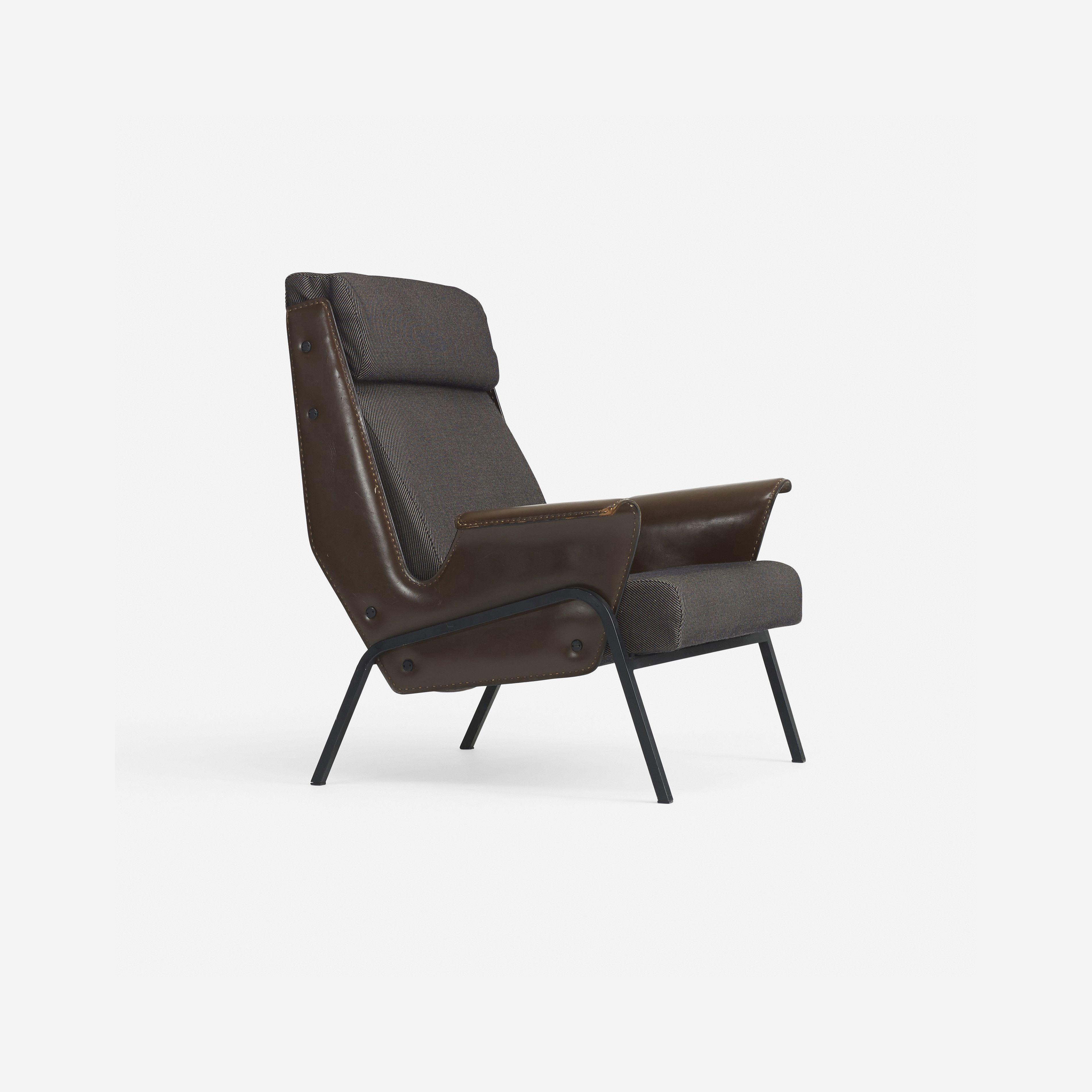 Pleasing Gustavo Pulitzer Alba Lounge Chair Arflex Italy 1959 Unemploymentrelief Wooden Chair Designs For Living Room Unemploymentrelieforg