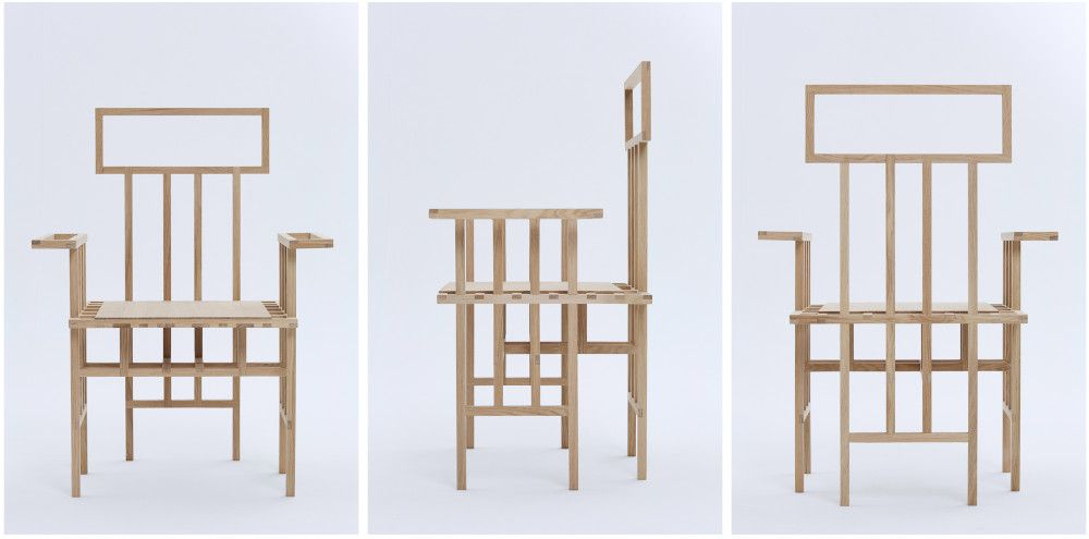 Abstract Chair Par Egor Bondarenko Blog Esprit Design En 2020 Design Bauhaus Mobilier