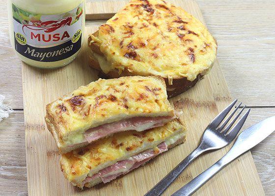 Nuestra receta de sándwich croque monsieur es la forma perfecta de fisfrutar de una cena rápida y exquisita con mayonesa Musa. #croquemonsieur Nuestra receta de sándwich croque monsieur es la forma perfecta de fisfrutar de una cena rápida y exquisita con mayonesa Musa. #croquemonsieur Nuestra receta de sándwich croque monsieur es la forma perfecta de fisfrutar de una cena rápida y exquisita con mayonesa Musa. #croquemonsieur Nuestra receta de sándwich croque monsieur es la forma perfecta #croquemonsieur