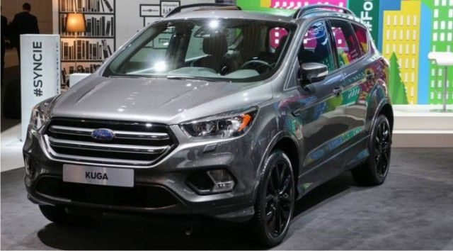 New Ford Kuga Images Revealed Car Ford Ford Ford Motor Company