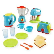 Just Like Home - Deluxe Appliance Set - Just Like Home - Toys\