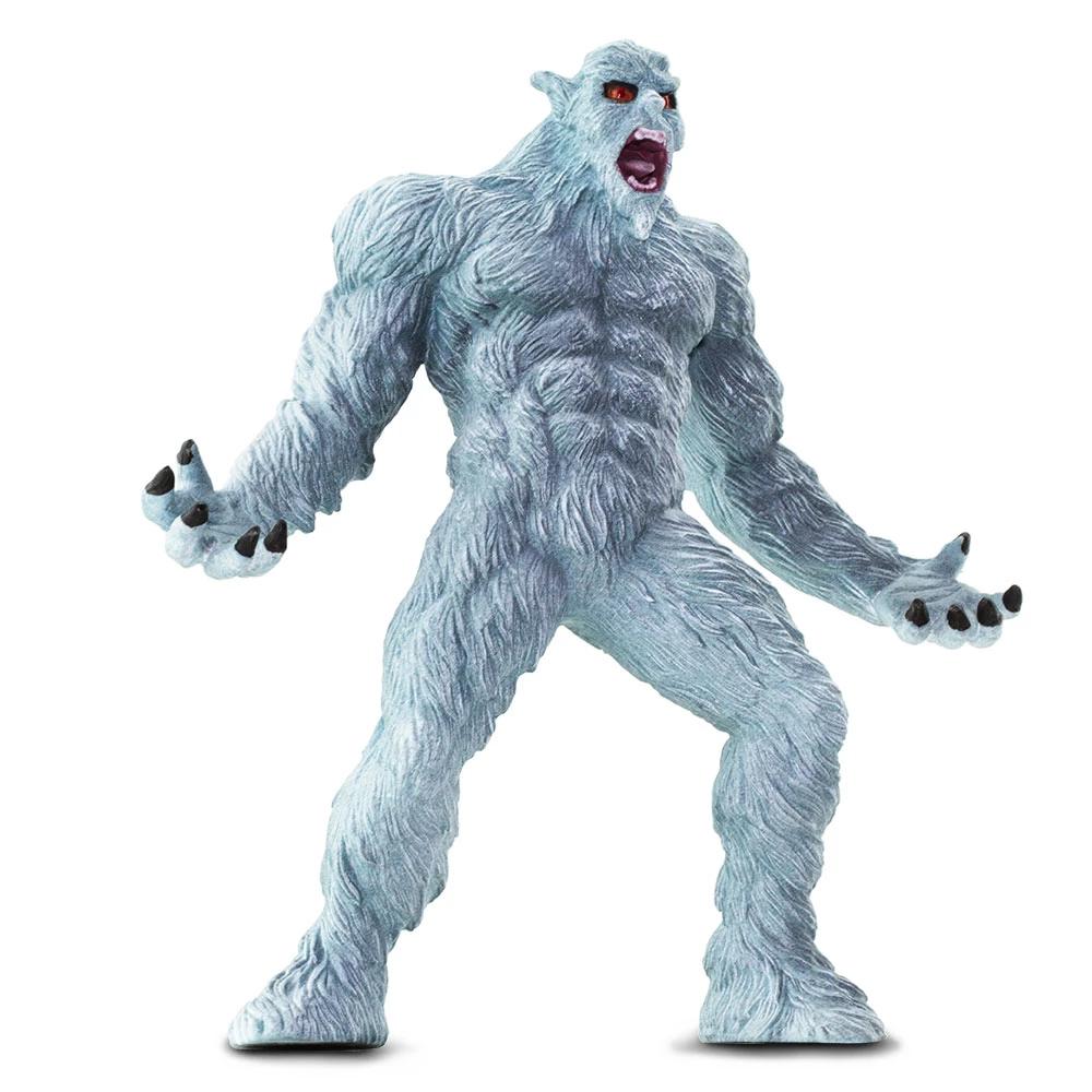 Yeti Abominable Snowman Cool Monsters Yeti