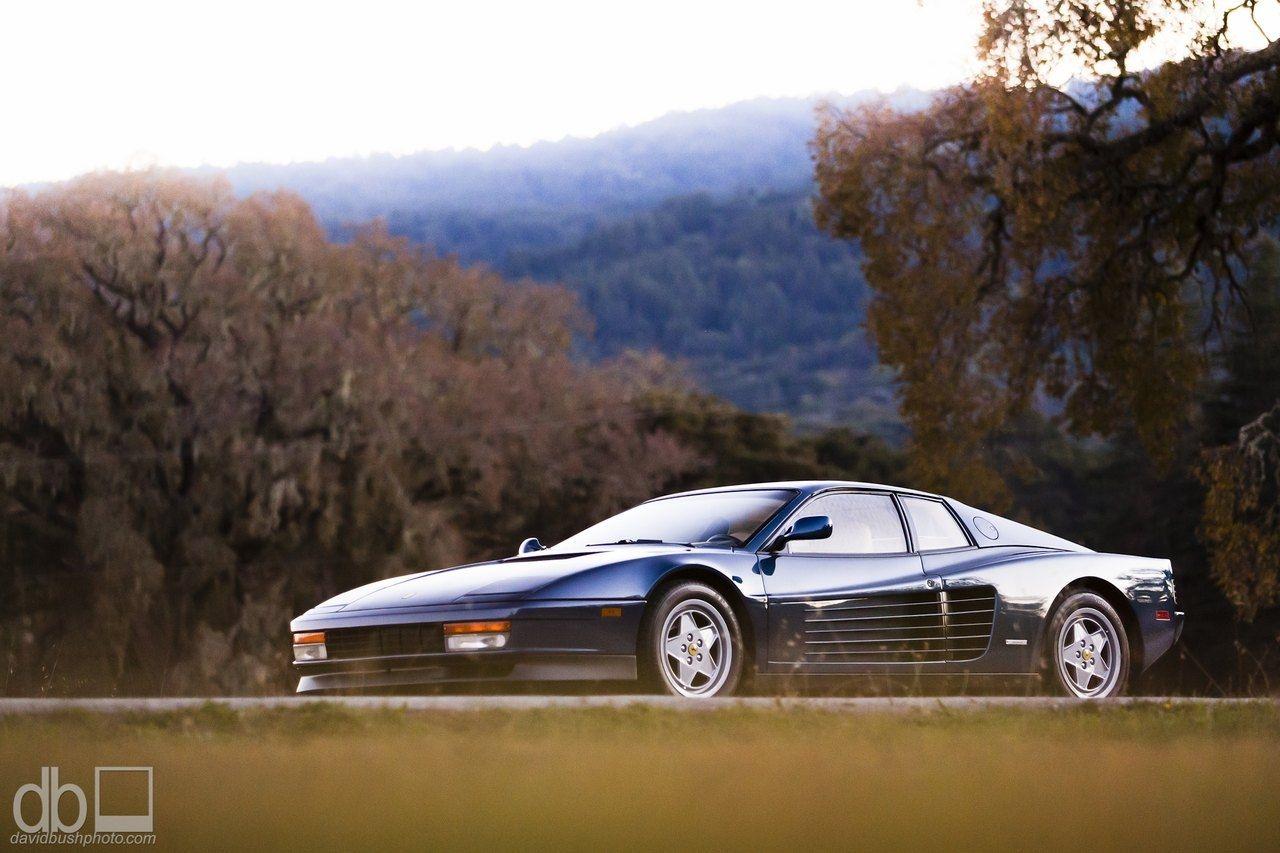 1990 Ferrari Testarossa Amazing Cars Ferrari