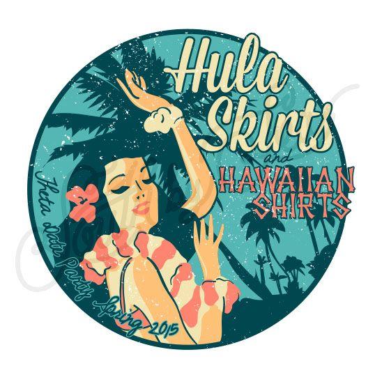 1697253f Hula Skirts and Hawaiian Shirts | Hawaiian Theme Shirt Design | South by  Sea…
