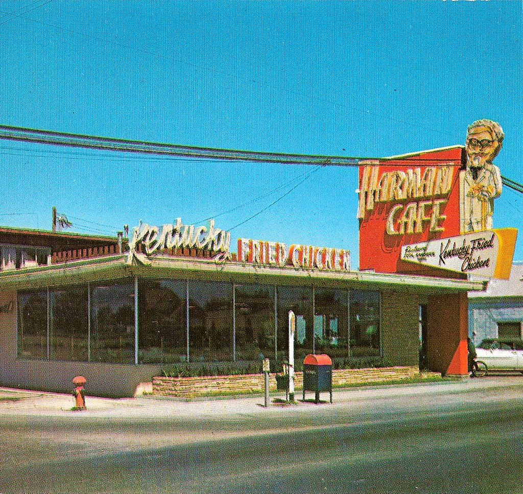 Formerly known as HARMAN CAFE established in 1952 as a dine in ...