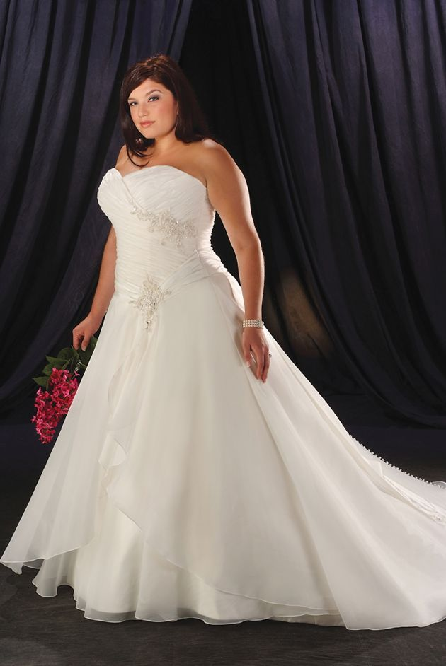 Vestido De Noiva Gordinha Plus Size My Imaginary Wedding