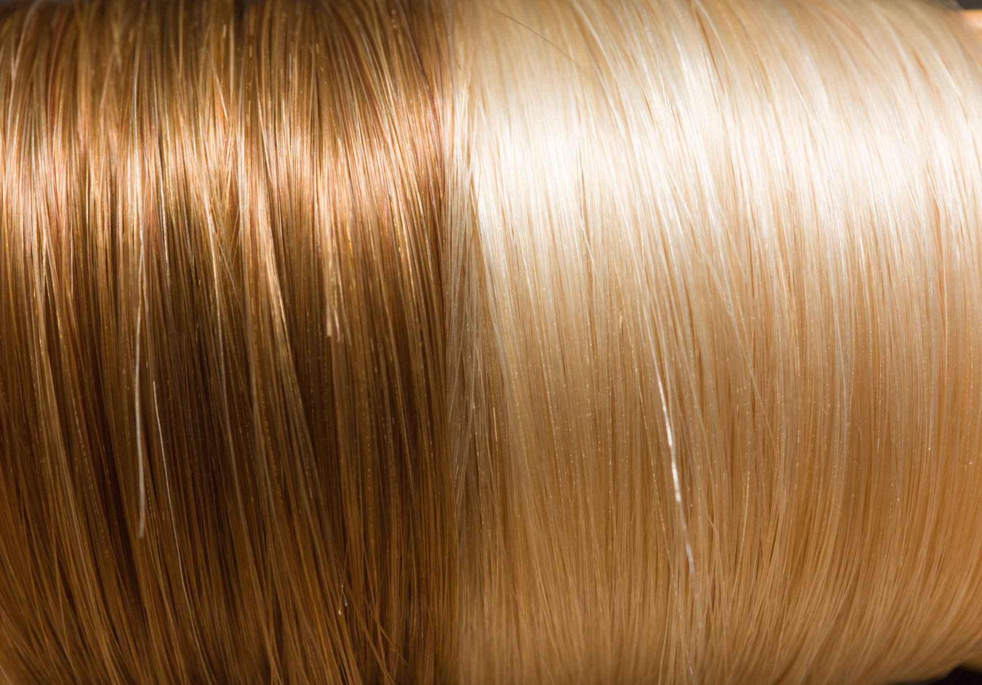 Klix Color 11 Light Strawberry Blonde Natural Blonde Duo Colors