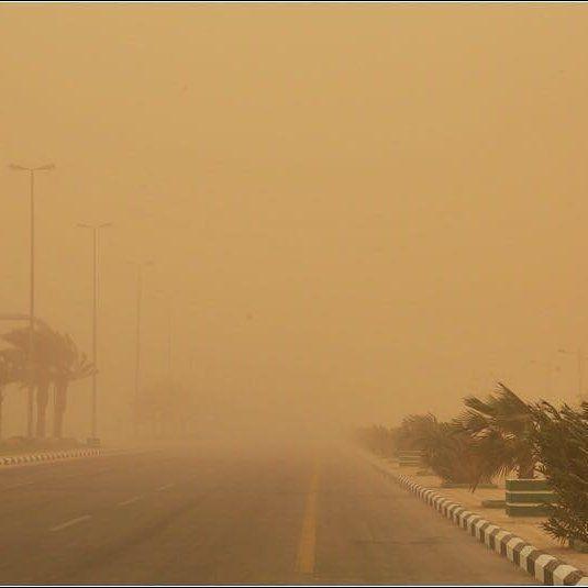 شبكة أجواء السعودية موجة غبار كثيفة تجتاح رفحاء الآن تصوير الزميل صالح الفريح رابطة أجواء الخليج G S Chasers Country Roads Instagram Photo