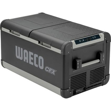 Waeco Fridge Freezer Cfx 95 Dual Zone Portable Fridge Camping Fridge Fridge Freezers