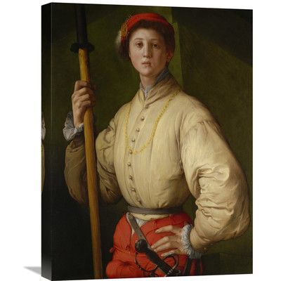 Image result for portrait of a halberdier
