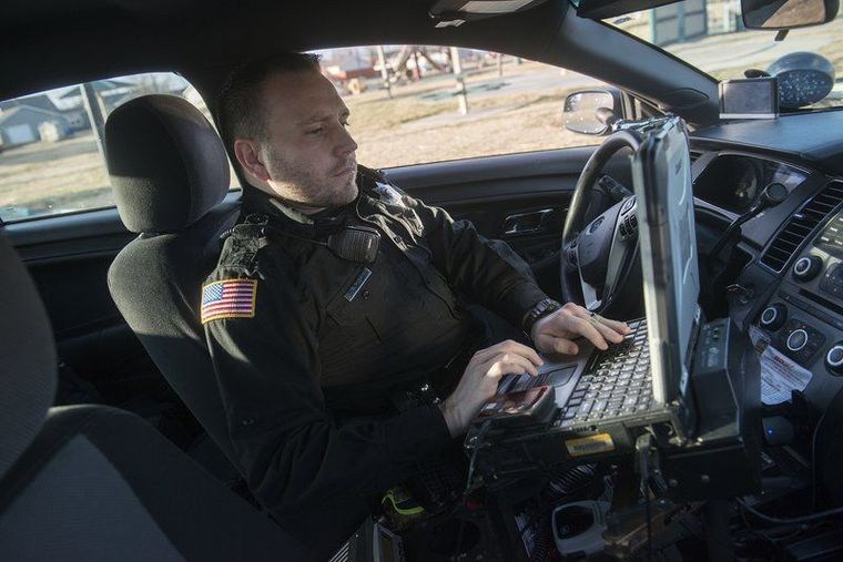 Road warrior: Seneca police officer knows firsthand the dangers of impaired DWI drivers. #DWI #News