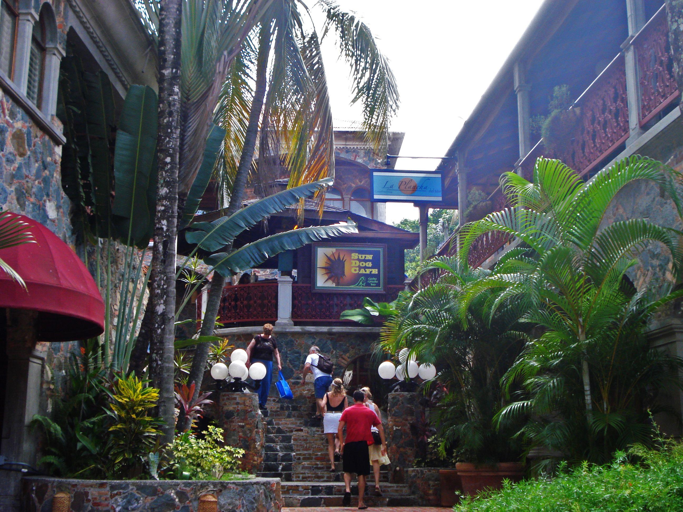 St John Virgin Islands Shopping Exploring The Shops And