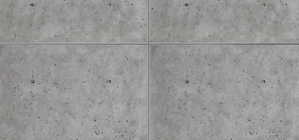 Mod Ified Urbanconcrete 48 X48 Grey Lightweight Faux Concrete Panels