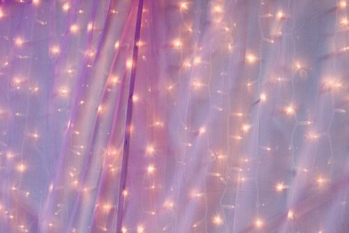 mystichally FAIRY LIGHTS Pastel & Floral Life
