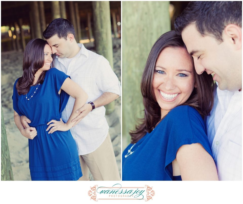 Engagement Session Photos In Pier Village, Long Branch New