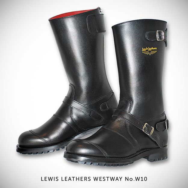 Five Of The Best Classic Motorcycle Boots Motorcycle Boots Mens