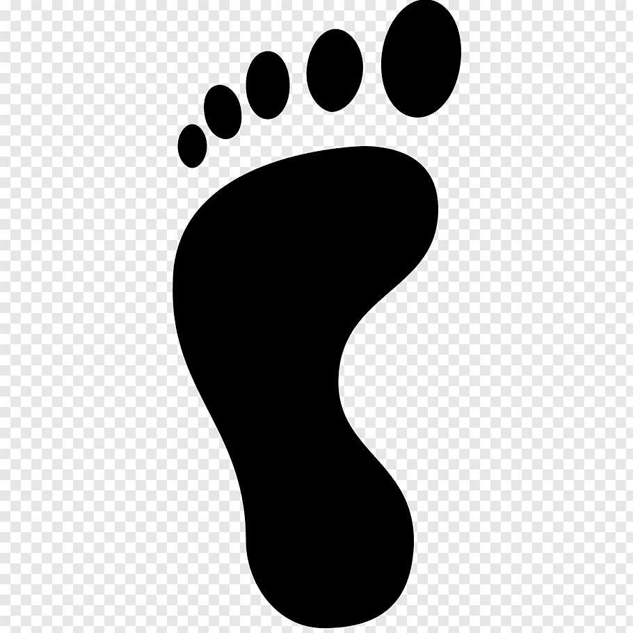 Three Dimensional Creative Footprint C4d Decoration Footsteps Clipart Solid Color A Pair Of Big Footprints Png Transparent Clipart Image And Psd File For Fre Clip Art Background Banner Dimensional Patterns