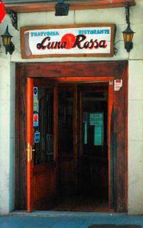 Luna Rossa Madrid Buscar Con Google Fotos De La Luna Restaurantes Pizzería