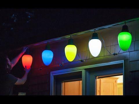 We Like Big Bulbs And We Cannot Lie Exterior Christmas