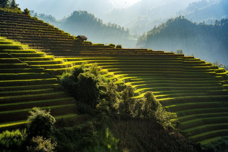 Mu Cang Chai - Vietnam   To travel is to live, Vietnam