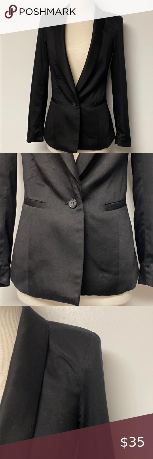 Black Guess Blazer Black Lace Jacket All Black Tuxedo Black Dress Jacket [ 1740 x 580 Pixel ]