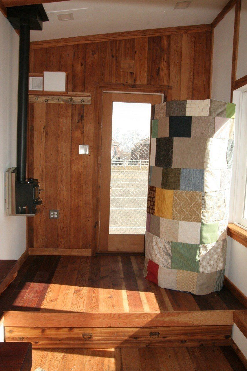 Solar powered, Super insulated Tiny House for Rent in