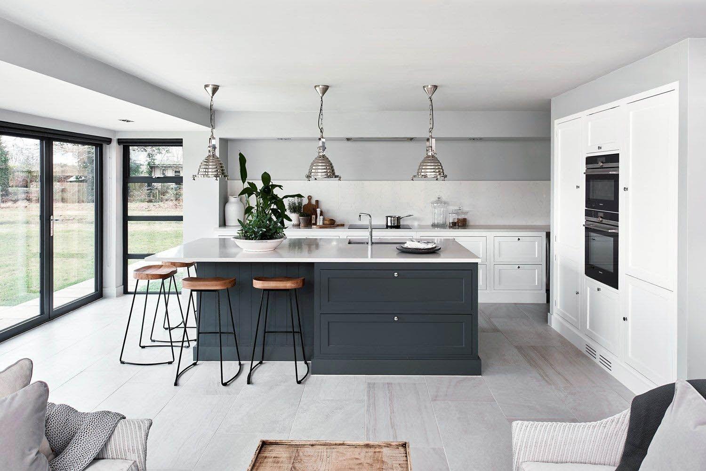 Luxury Kitchen Design Ideas We D Copy If Money Were No Object Open Plan Kitchen Living Room Home Decor Kitchen