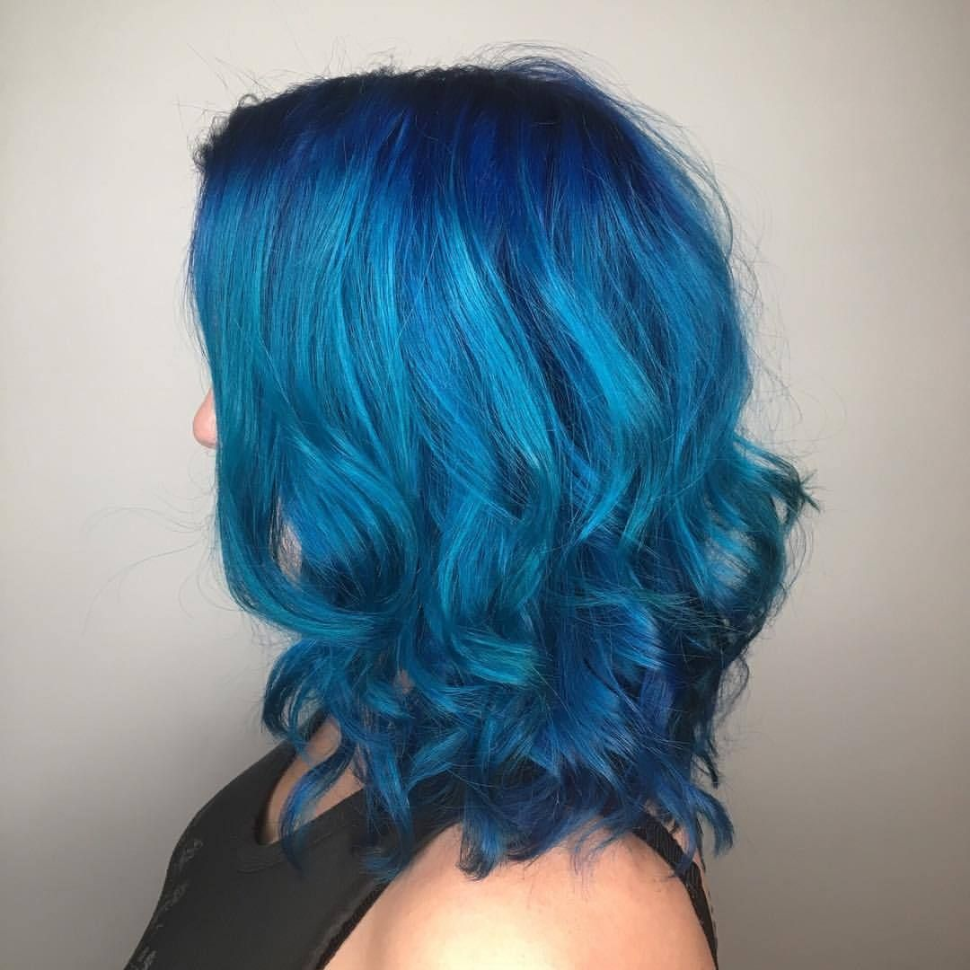 - Cookie Monster Inspired Blue For That Extra Muppety... (With