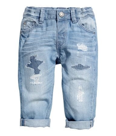 a134caa67 Product Detail | H&M US | 7mody | Kids pants, Baby jeans, Distressed ...