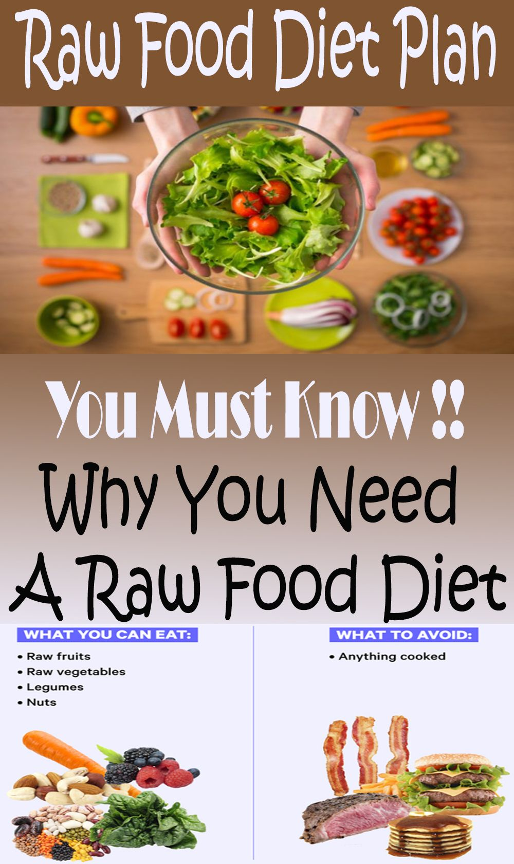 healthy diets Raw food